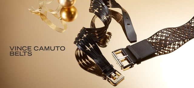 Vince Camuto Belts at MYHABIT