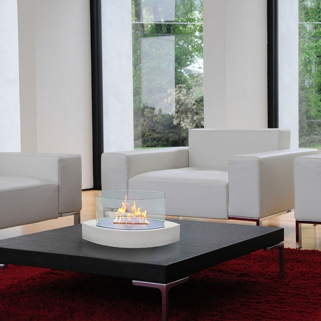 Anywhere Fireplace Lexington Tabletop Ethanol Fireplace_2