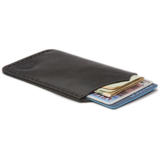 Bison Made Chicago Front Wallet