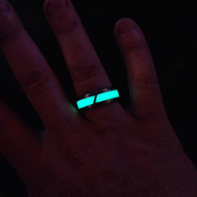 Black Badger Isotope Titanium Lume Ring_2