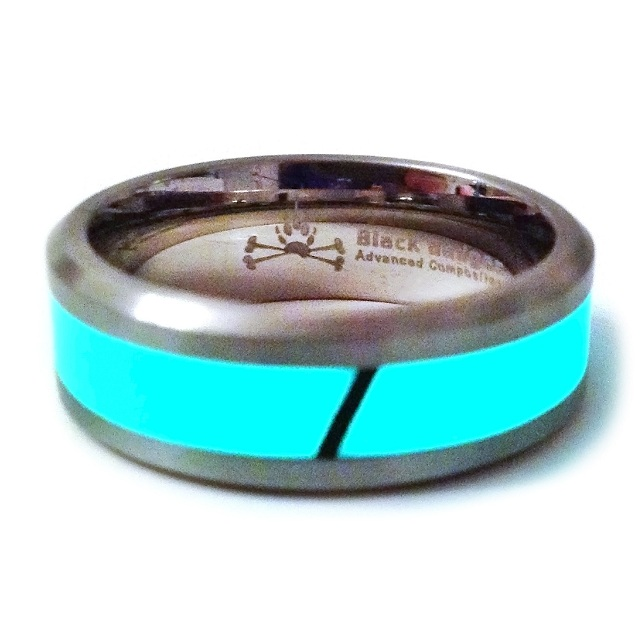 Black Badger Isotope Titanium Lume Ring_3
