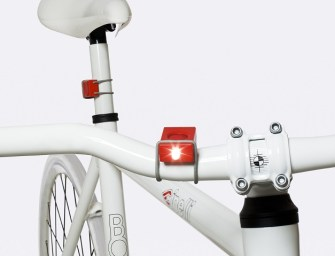 Bookman Bicycle Light