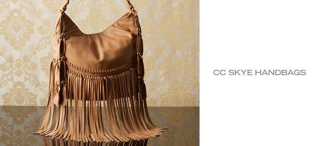 CC Skye Handbags at MYHABIT