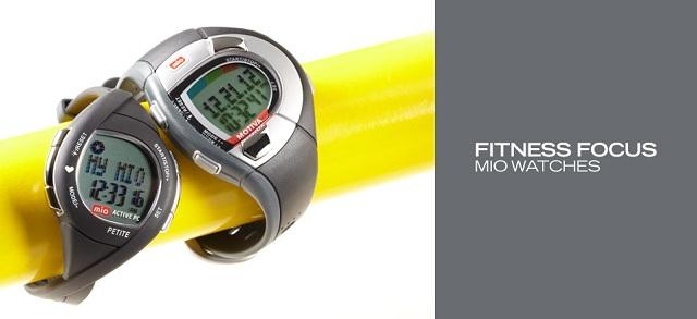 Fitness Focus: Mio Watches at MYHABIT