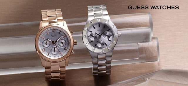 GUESS Watches at MYHABIT
