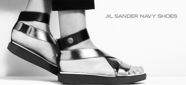 Jil Sander Navy Shoes at MYHABIT
