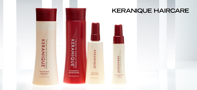 Keranique Haircare at MYHABIT