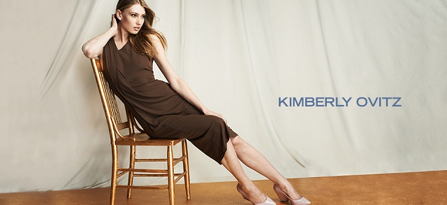 Kimberly Ovitz at MYHABIT