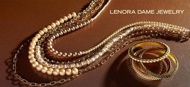 Lenora Dame Jewelry at MYHABIT