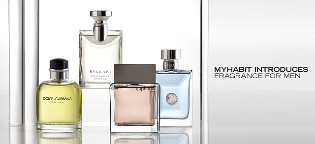 MYHABIT Introduces: Fragrance for Men at MYHABIT