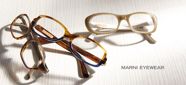 Marni Eyewear at MYHABIT