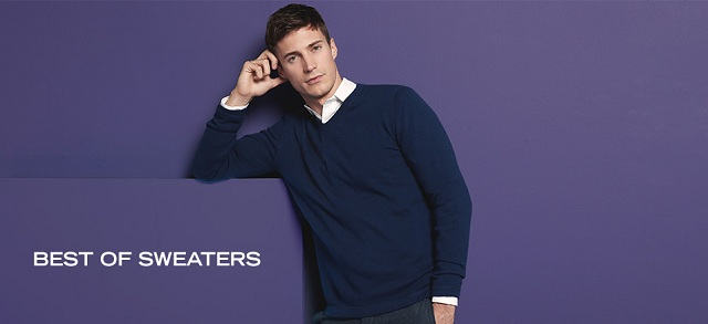 Must Haves: Sweaters at MYHABIT