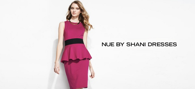 Nue by Shani: Shaping Dresses at MYHABIT