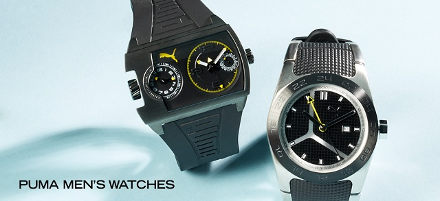 PUMA Men's Watches at MYHABIT