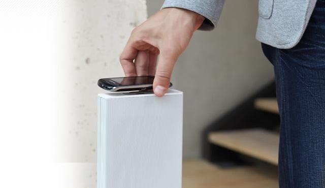 Parrot Zikmu Solo Wireless Hi-Fi Speakers by Philippe Starck_3
