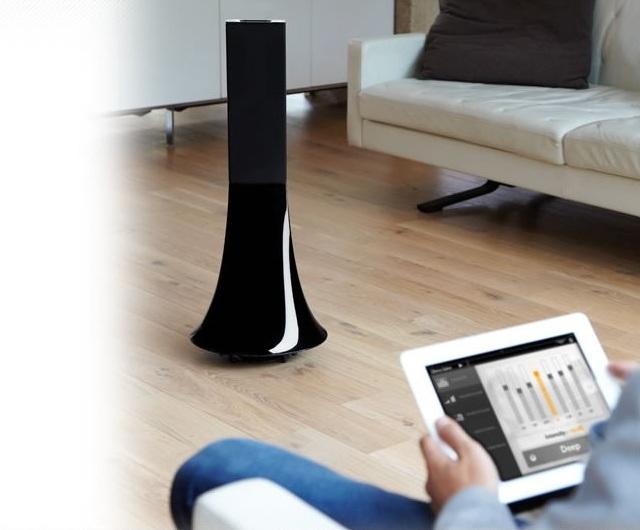 Parrot Zikmu Solo Wireless Hi-Fi Speakers by Philippe Starck_8