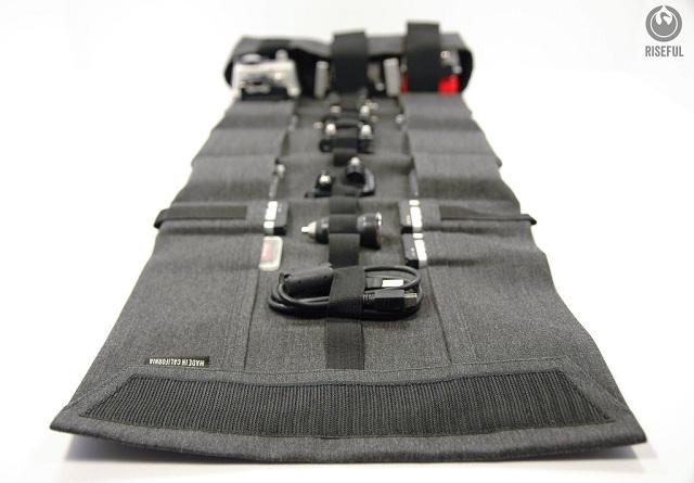 Riseful RollPro III GoPro Organizer Carrying Case_6