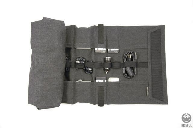 Riseful RollPro III GoPro Organizer Carrying Case_9