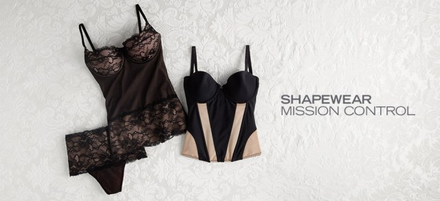 Shapewear Mission Control at MYHABIT