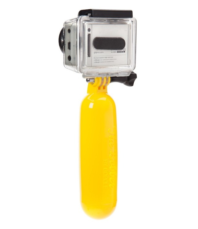 The Bobber - GoPro Floating Hand Grip by GoPole_7