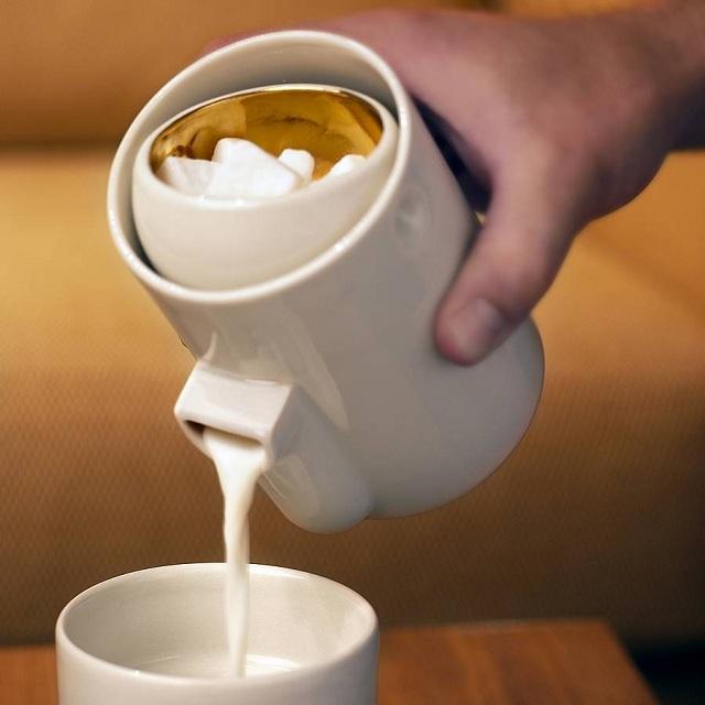 Tonfisk Newton Milk & Sugar Set