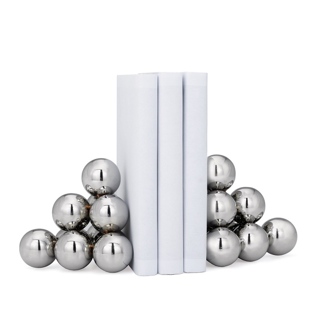 Torre & Tagus Kinetic Ball Bookends
