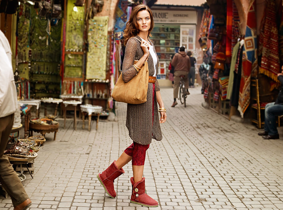 UGG Australia Spring 2013 Women's Lookbook