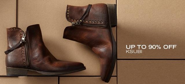 Up to 90% Off: Ksubi at MYHABIT