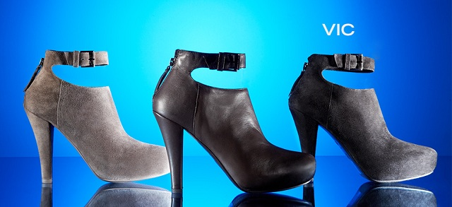Vic Italian Leather Boots at MYHABIT