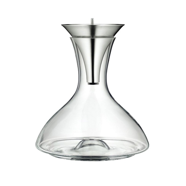 WMF Tabletop Wine Decanter + Funnel