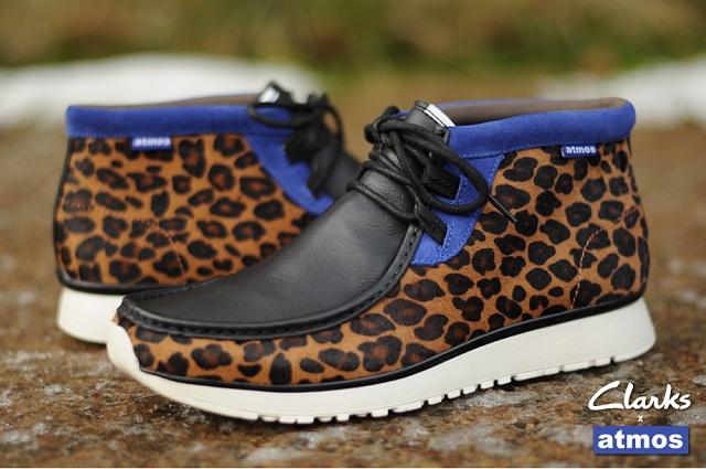 atmos x Clarks Sportswear Tawyer Mid