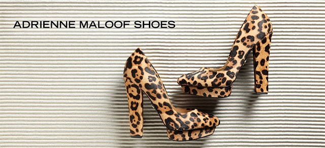 Adrienne Maloof Shoes at MYHABIT