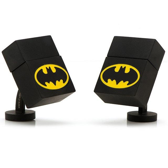 Batman USB Cufflinks_2