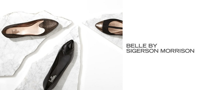 Belle by Sigerson Morrison at MYHABIT