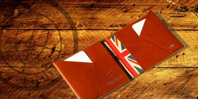 Bond & Knight British Leather Wallets_4
