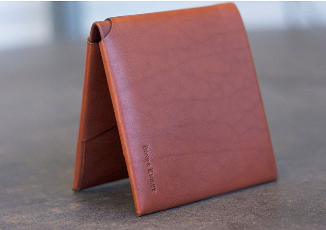 Bond & Knight British Leather Wallets_8