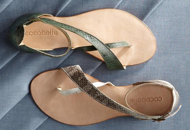 Cocobelle Women's Sandal