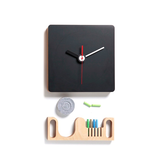 Diamantini & Domeniconi Blackboard 16.5L Clock