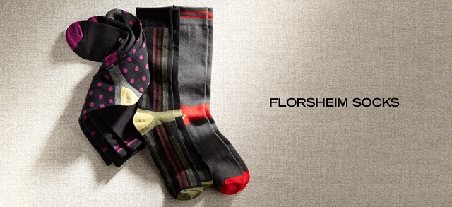 Florsheim Socks at MYHABIT