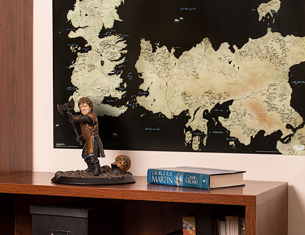 Game of Thrones Limited Edition Tyrion Statue_2