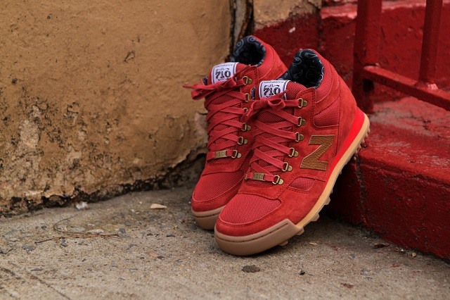 Herschel Supply Co x New Balance 710