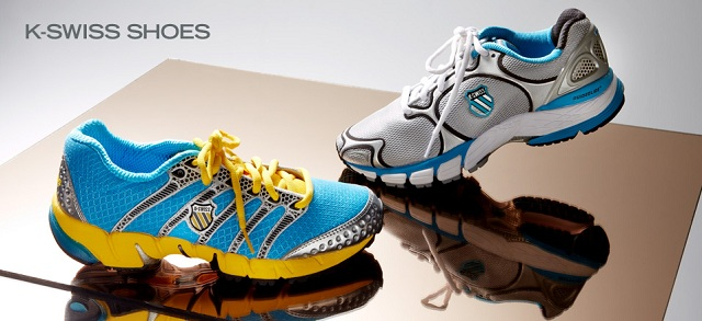 K-Swiss Shoes at MYHABIT