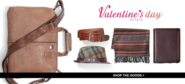 Leather Bags, Belts & More at MYHABIT