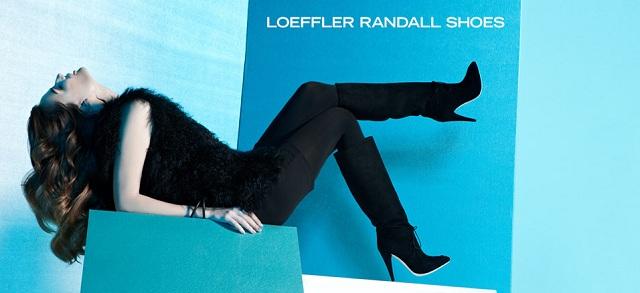 Loeffler Randall Shoes at MYHABIT