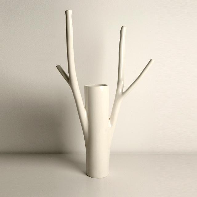 Marre Moerel Roos 2 Branches Vase_1