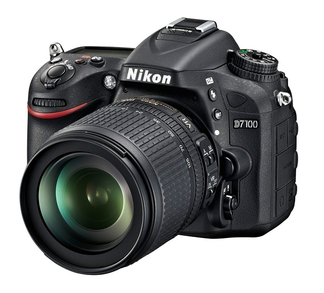 Nikon D7100 DX-format Digital SLR Camera_5