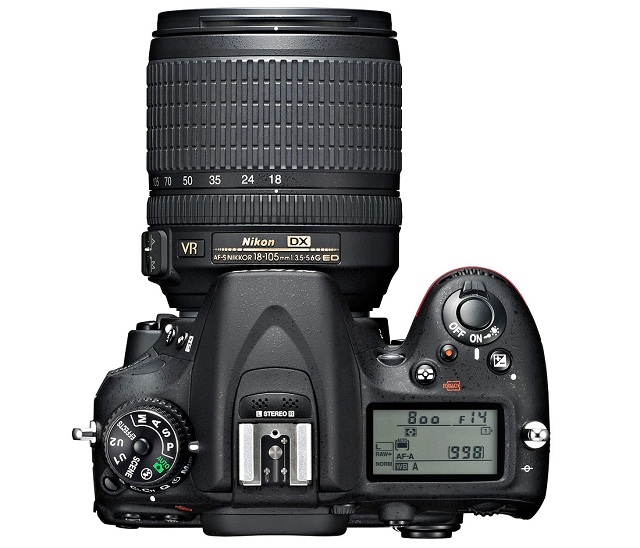 Nikon D7100 DX-format Digital SLR Camera_7