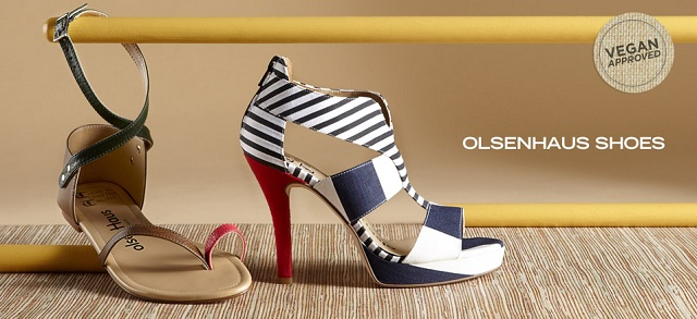 OlsenHaus Shoes at MYHABIT