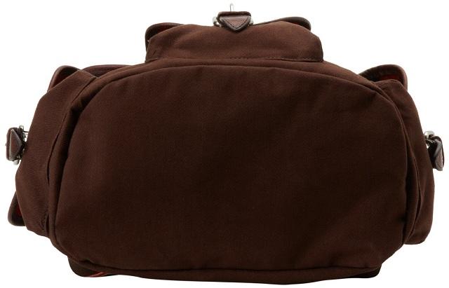 Ossington American Bison Leather - Ellis Backpack_3