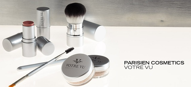 Parisien Cosmetics: Votre Vu at MYHABIT